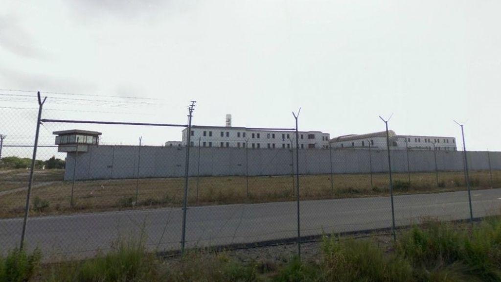 Exterior de la cárcel de Picassent