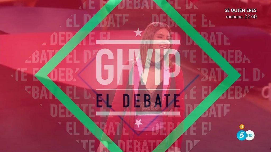El debate de 'GH VIP' (22/01/2017)