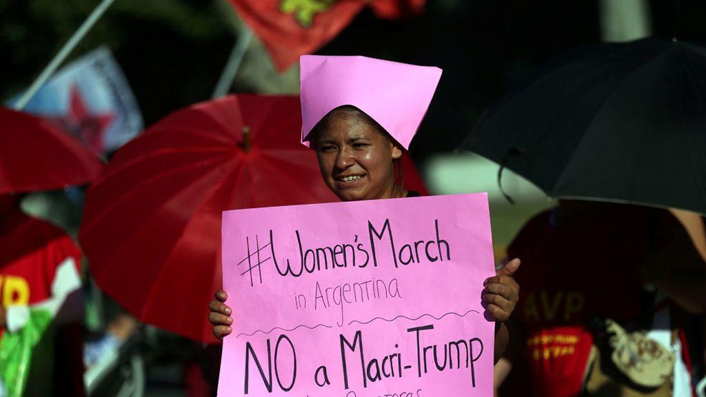 Marcha en Buenos Aires, Argentina
