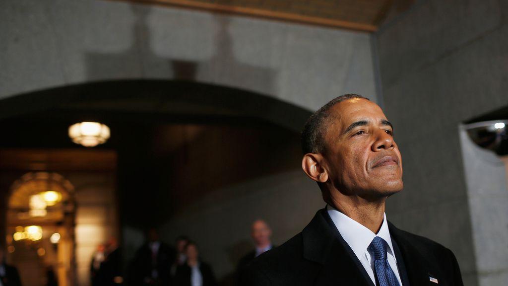 Obaman tras ser presidente