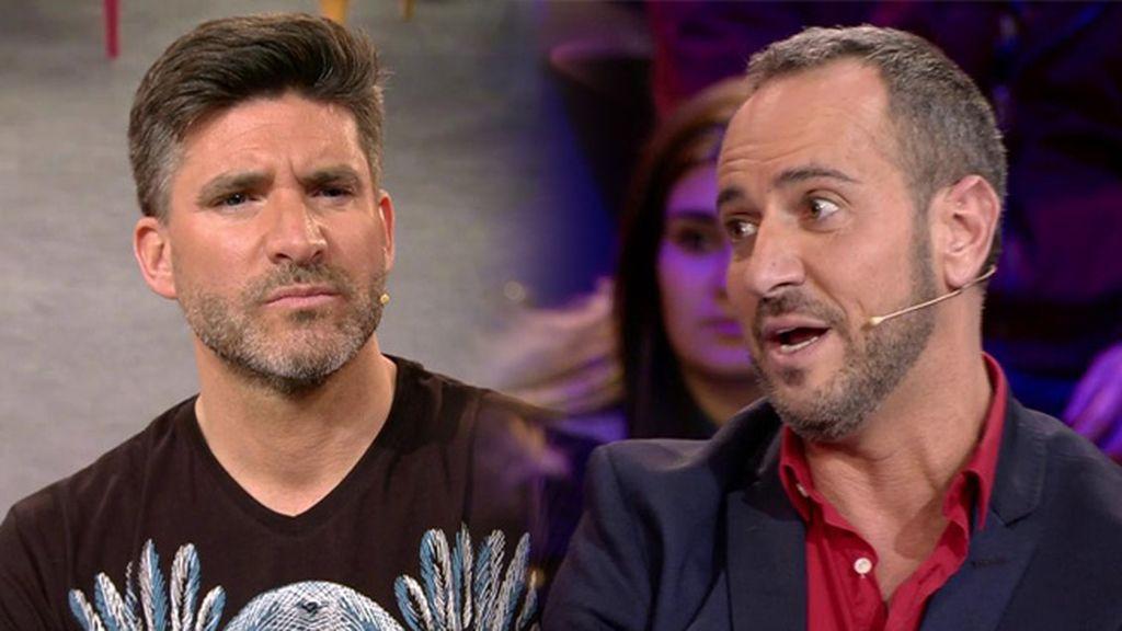 """Sandoval, a Toño Sanchís: """"Tú hundiste a Belén Esteban y lo sabes. Fue por tu culpa"""""""