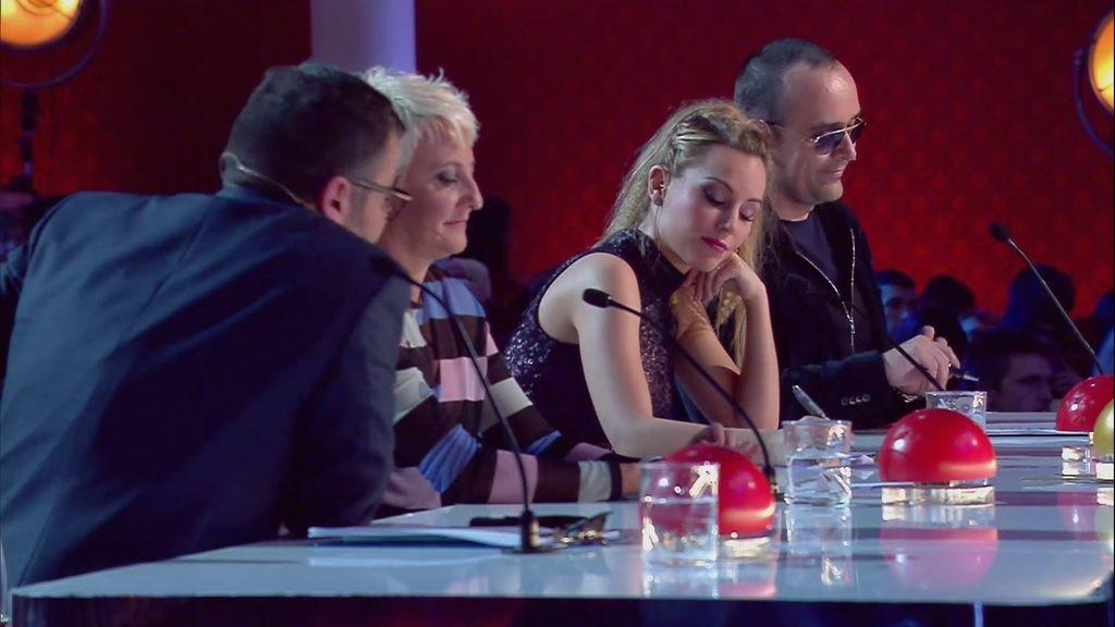 ¿Discuten mucho Edurne y David De Gea? La cantante lo confiesa en 'Got Talent'