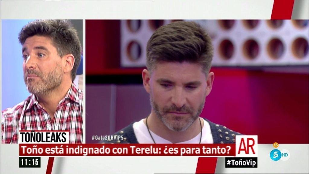 """T. Sanchís: """"Sospechaba que Terelu estaba malmetiendo y condicionando al grupo"""""""