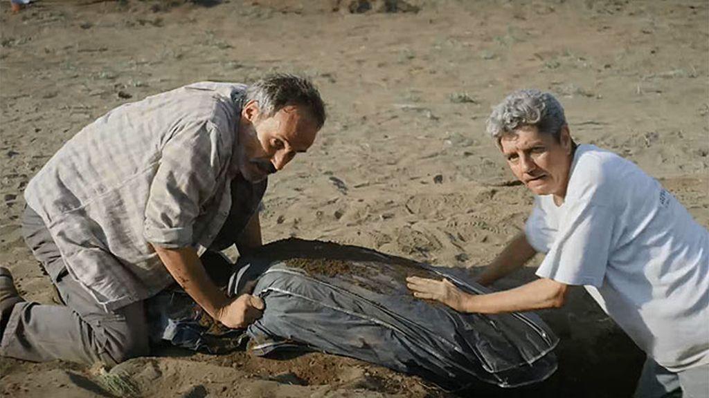 "Elías, a Heredia: ""Si hubiera matado a Ana Saura, ¿la hubiera enterrado aquí?"""