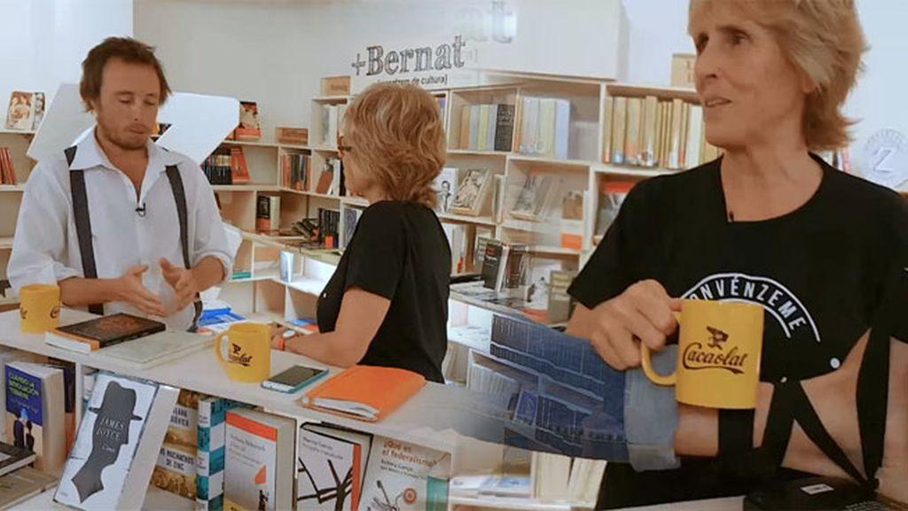 """Sebas lo tiene claro: """"Si un libro no te cambia, es medio inútil"""""""