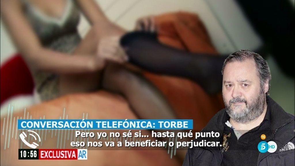 """Torbe no pedía control sanitario a los actores porno: """"Es mucha pasta"""""""