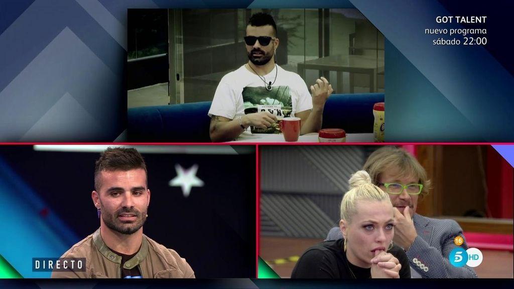 Los concursantes reaccionan al saber la verdad de Tutto Duran
