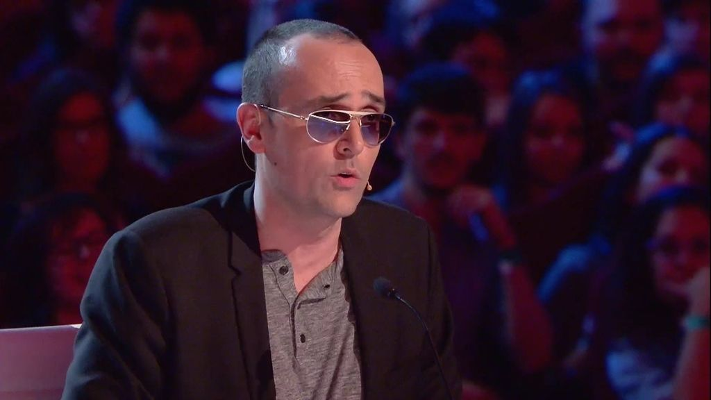 "Risto cae rendido ante Nerea: ""Ya era hora de que tuviese un número musical así"""