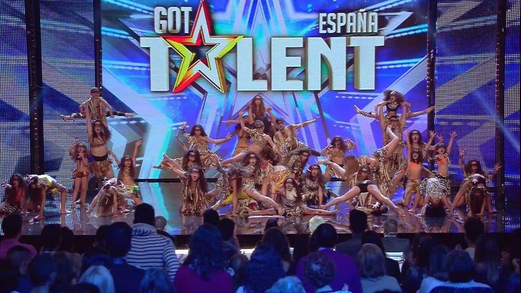 'Got talent': Programa 02 (24/01/2017)