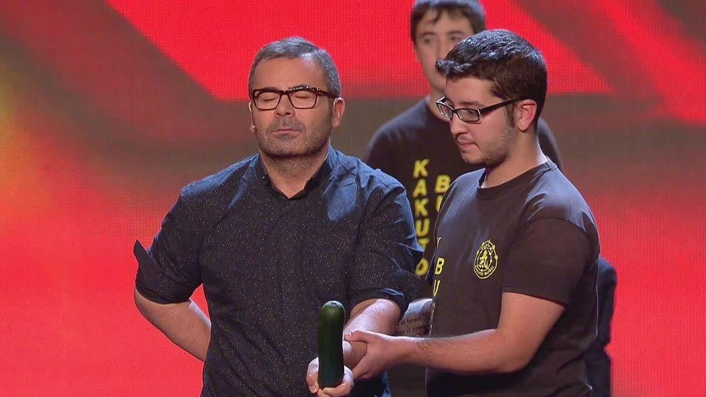 Jorge Javier y Santi Millán, protagonistas del número de Pablo