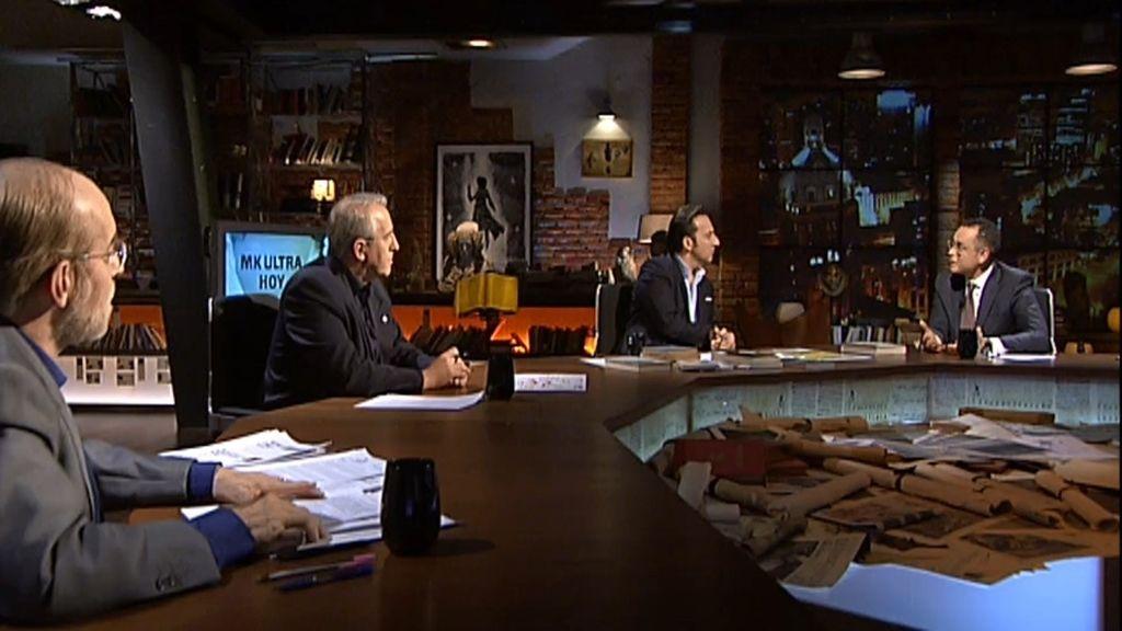 """Jaime Garrido: """"El MK Ultra es una herramienta que favorece al sistema"""""""