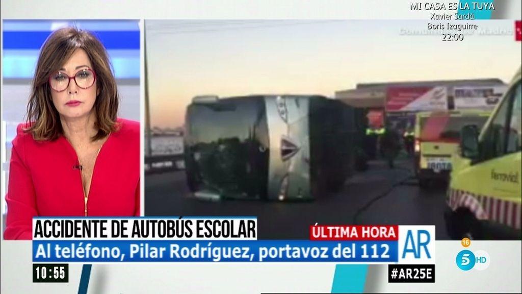 La Guardia Civil confirma que el conductor del bus escolar ha dado positivo en cocaína
