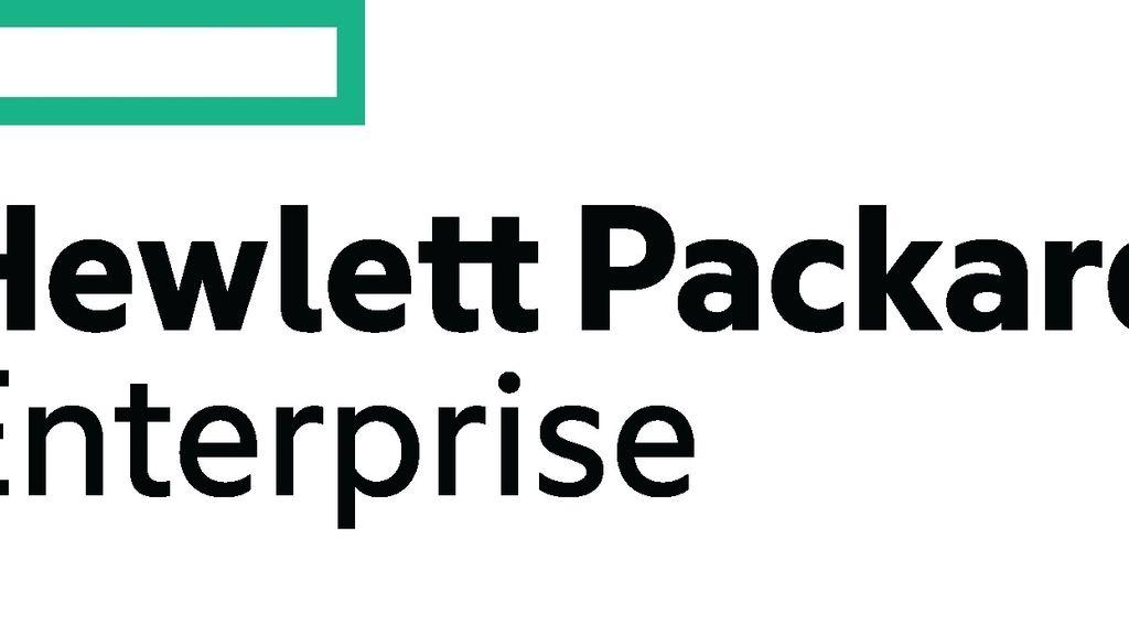 hewlwett packard enterprise