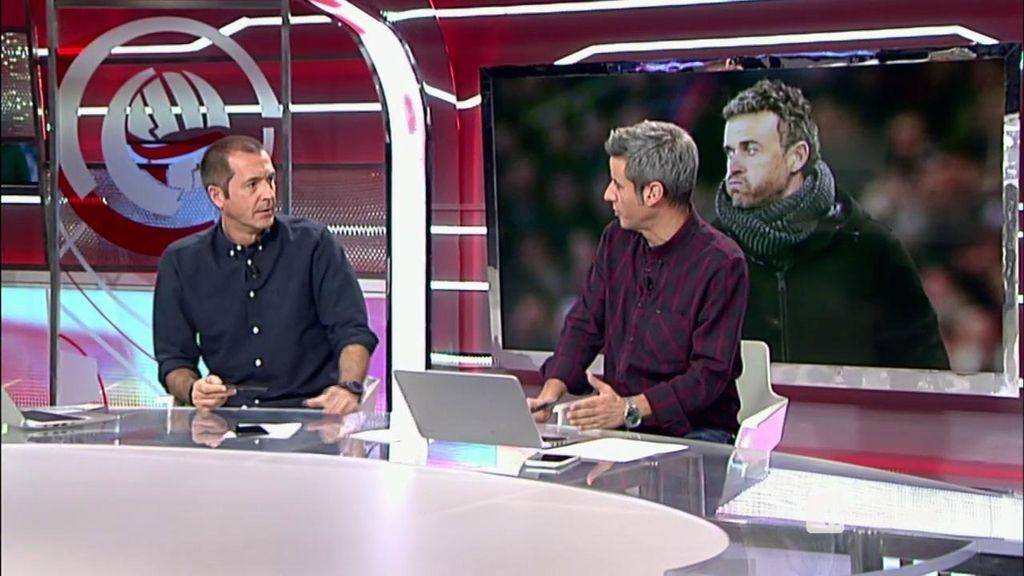 Luis Enrique, cuestionado: el vestuario apunta a un problema de fútbol, no de actitud