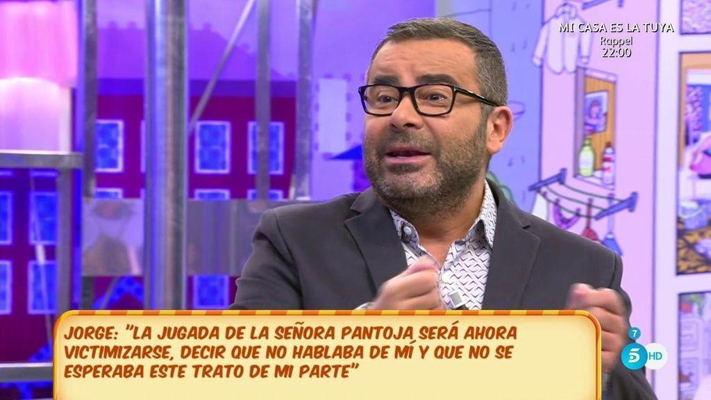 """Jorge Javier, sobre el perro de Isabel Pantoja: """"Costó 700 euros hace 14 años"""""""