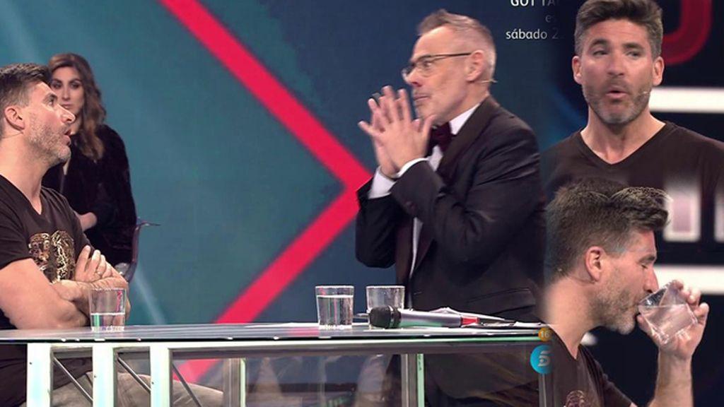 El grave error de Toño Sanchís con el secreto de Tutto Duran: ¿Lapsus o intención?