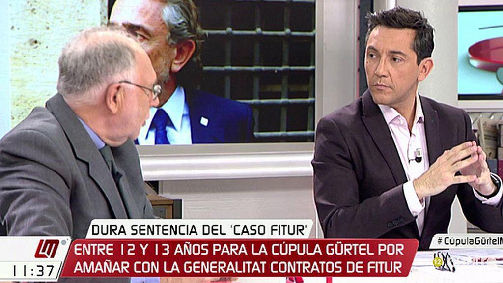 """Ekaizer adelanta en 'LM4' la decisión del tribunal: """"Correa va a prisión"""""""