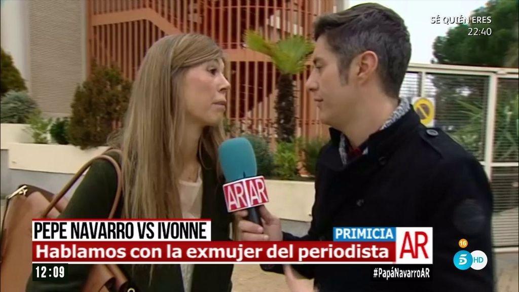 """Eva Zaldívar: """"El abogado de Ivonne Reyes dice una cosa y nosotros decimos otra"""""""