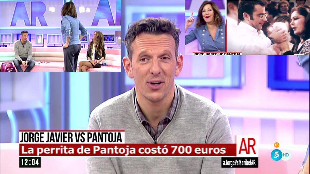 El 'zasca' de Ana Rosa a Joaquín Prat por la perrita de Isabel Pantoja