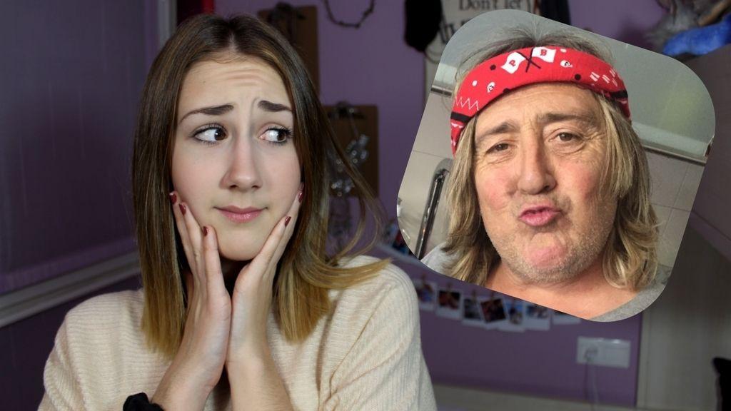 ¿Cómo es tu rutina de maquillaje? Así es la de Its Judith y así lo cuenta ¡su padre!