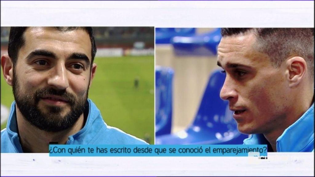 Callejón y Albiol confiesan que les gustaría volver algún día al Real Madrid