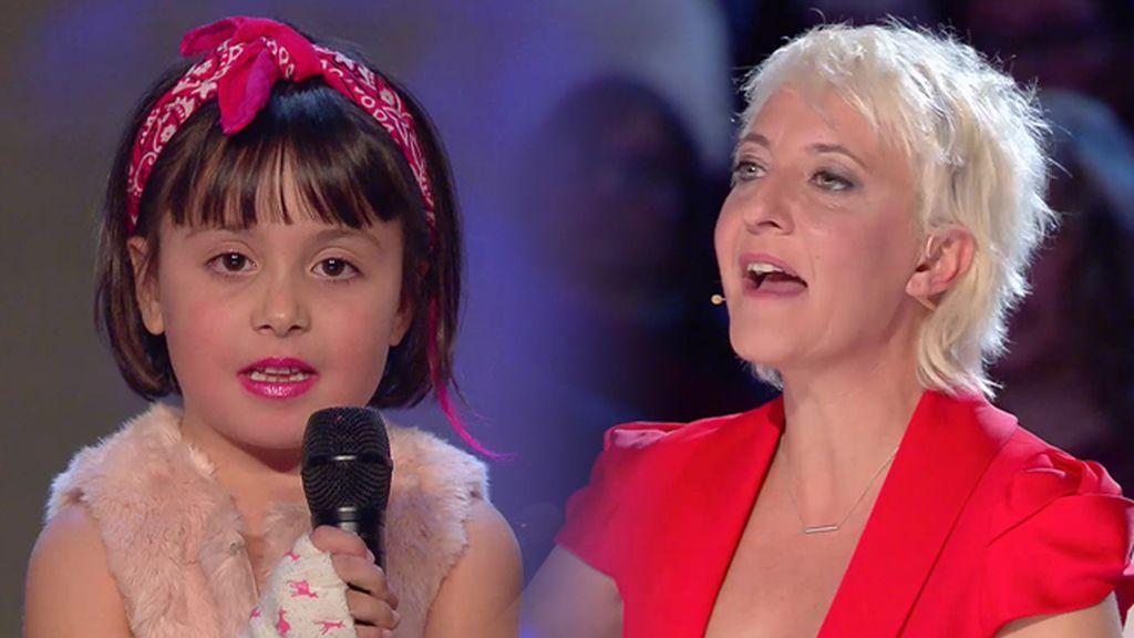 Eva Hache le da un 'no' a Shamless por haber bailado la canción de 'Pocoyó'