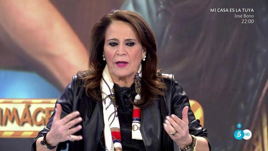 """Mª Ángeles, madre de Aída: """"Ahí dentro hay una mala educación tremenda"""""""
