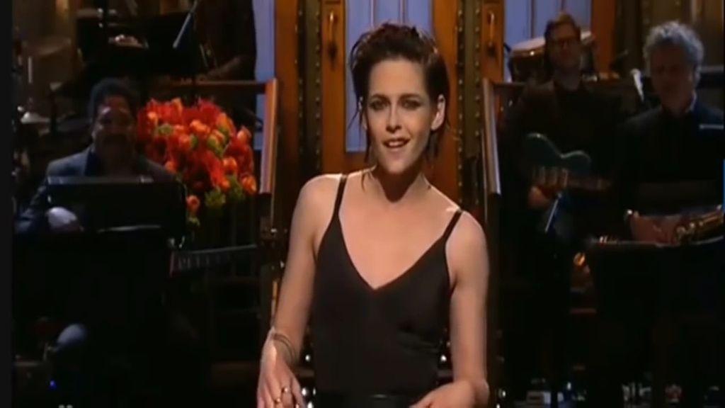 """Kristen Stewart le pone humor a la frase que muchos esperaban: """"Soy tan gay"""""""
