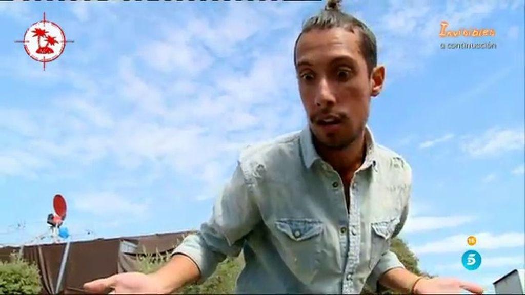 """Jesús Reyes, a Pepi Valladares: """"Gritas siempre, parece que vives en un mercadillo"""""""