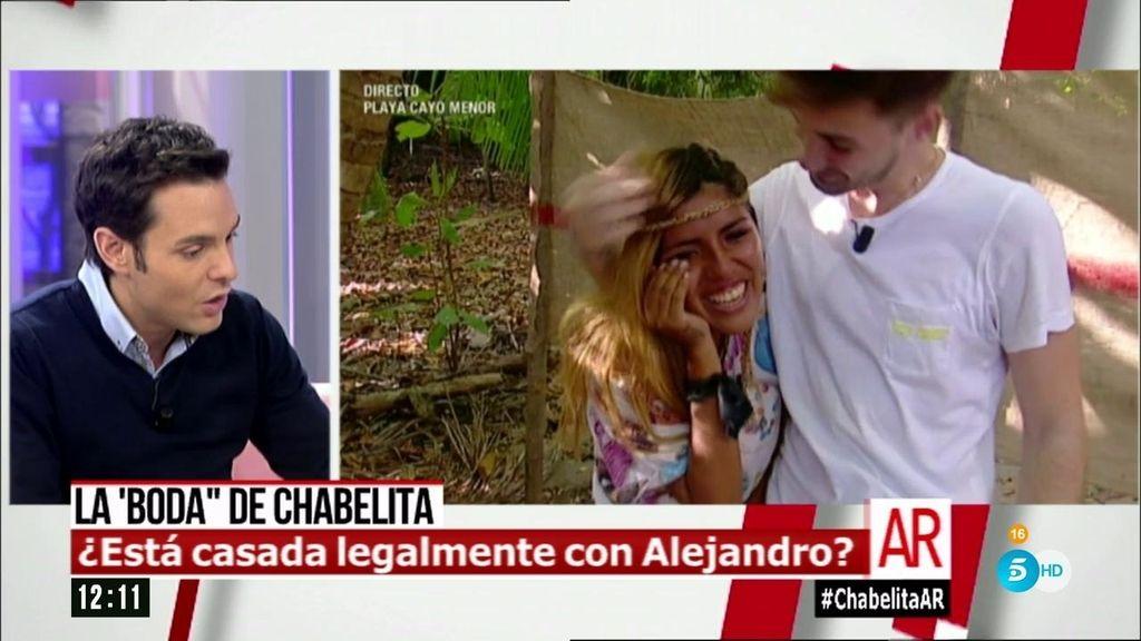 """Rossi: """"Alejandro dice que la filtración de fotos solo interesa a Chabelita"""""""