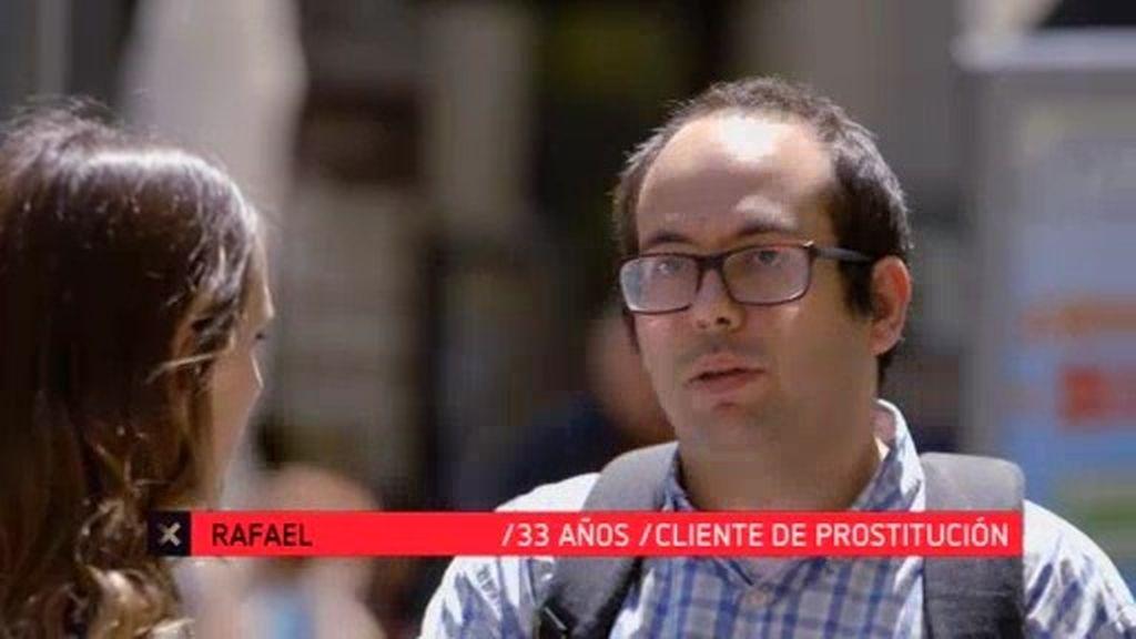 """Adela horrorizada ante el testimonio de Rafael: """"Para mí es una relación terapéutica"""""""