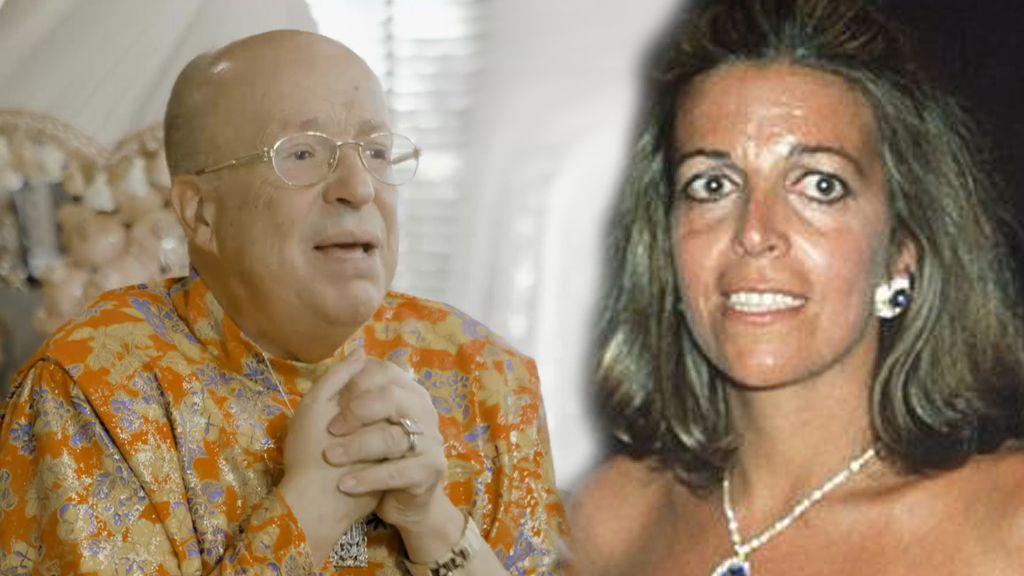 """La intensa relación entre Rappel y Christina Onassis: """"Me pidió matrimonio"""""""