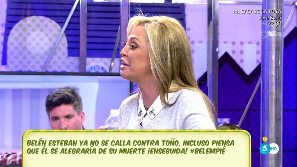 """Belén Esteban: """"Quiero dejar muy claro que no estoy arruinada"""""""