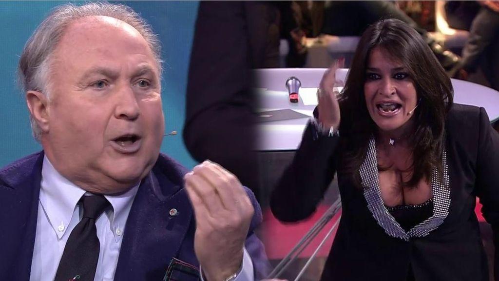 """Tonino Lamborghini, a Aída Nízar: """"Hay que saber perder con dignidad"""""""