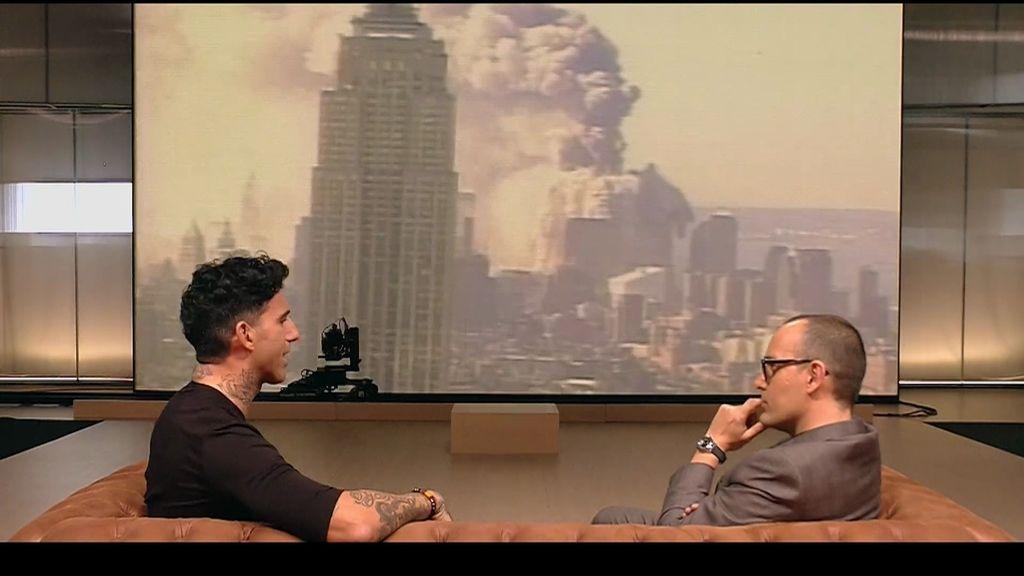 Josef Ajram confiesa que ganó dinero gracias al atentado terrorista del 11S