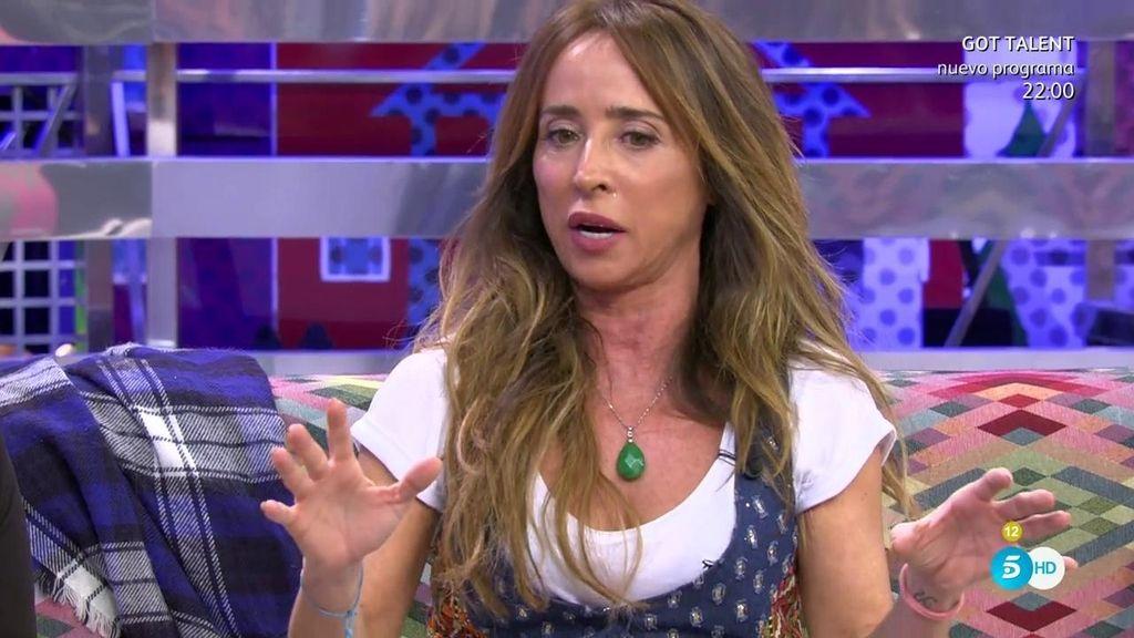 """María Patiño, a Anabel Pantoja: """"Tengo un juicio pendiente con tu tía"""""""