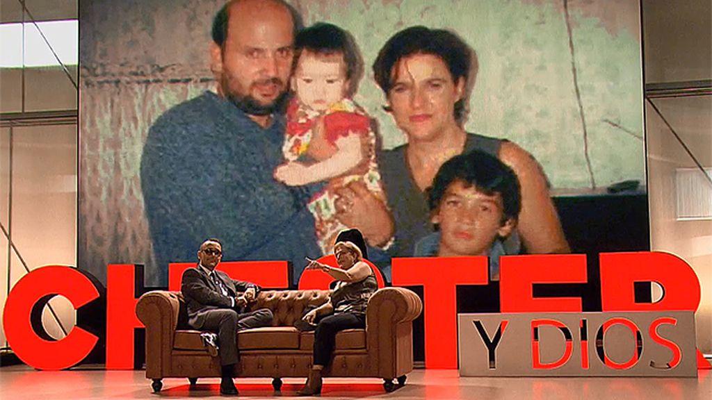 """Pilar: """"Mi hija tenía sarna y hepatitis, puede que Dios nos echase una mano ella"""""""
