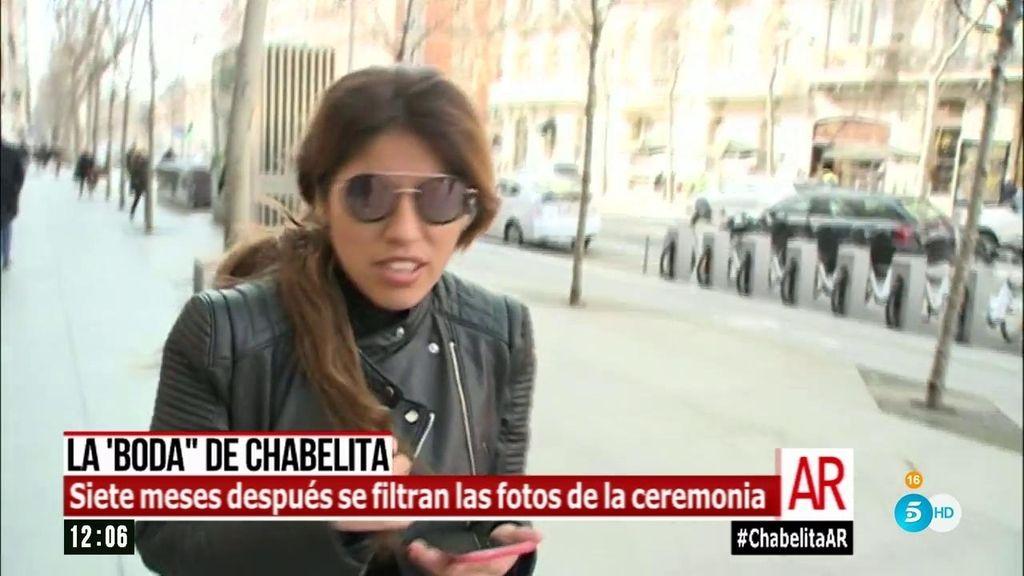Las primeras palabras de Chabelita sobre la boda en México con Alejandro
