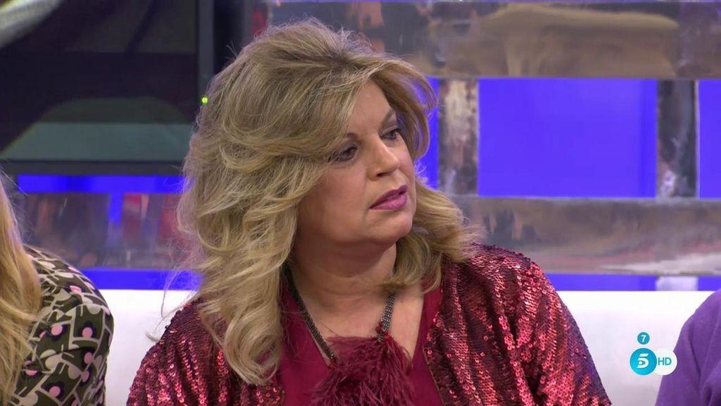 """Terelu Campos: """"En algunos momentos echo de menos el afecto de un hombre"""""""