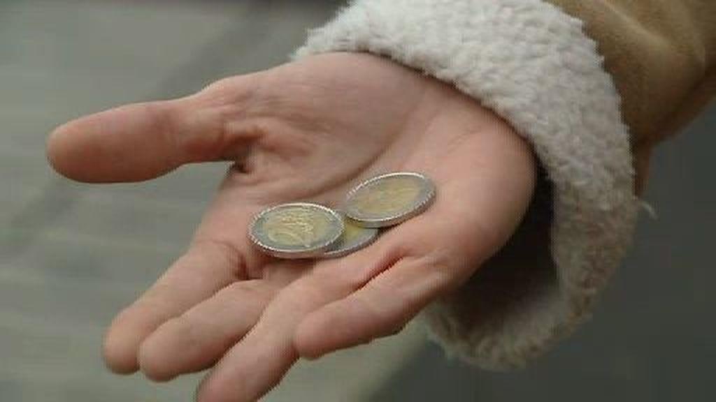 El timo 'del cambiazo': ¡Atención con las monedas de dos euros!