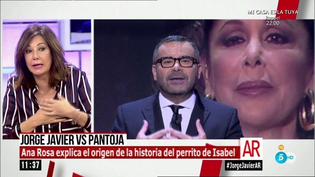 """Ana Rosa, de Pantoja: """"Era innecesario crear más enemigos, pero es la historia de su vida"""""""