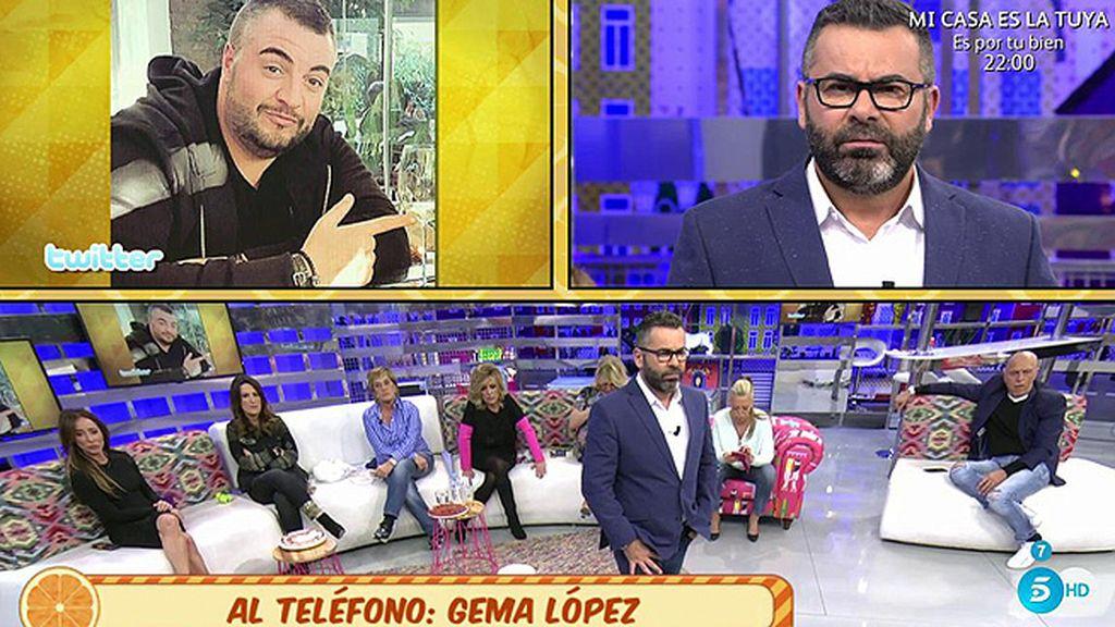 Gema López afirma que el exrepresentante de D. Matamoros intentó malmeter contra ella