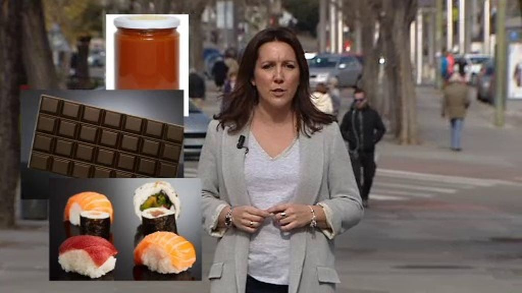 La calle responde: ¿Qué tiene más azúcar: el tomate frito, el sushi o el chocolate negro?