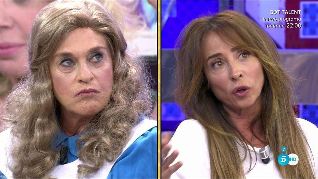 Bárbara Rey escribió la carta en la que su hijo la defendía, según María Patiño