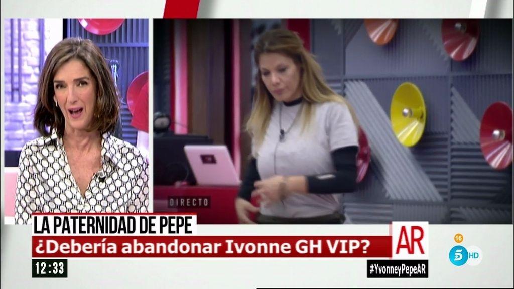 """García Pelayo: """"El hijo de Ivonne ha pedido amparo en la fiscalía de menores"""""""