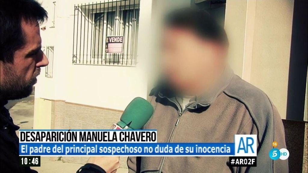 """Padre del sospechoso: """"Estoy 100% convencido de la inocencia de mi hijo"""""""