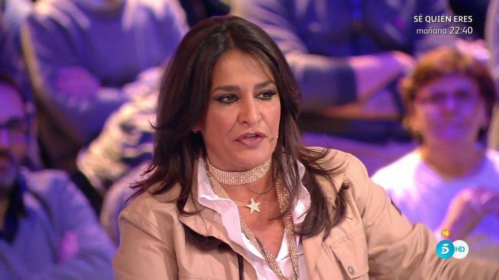 """Aída Nízar, de Elettra: """"Tengo un vídeo de ella arrastrando a una persona por los pelos"""""""