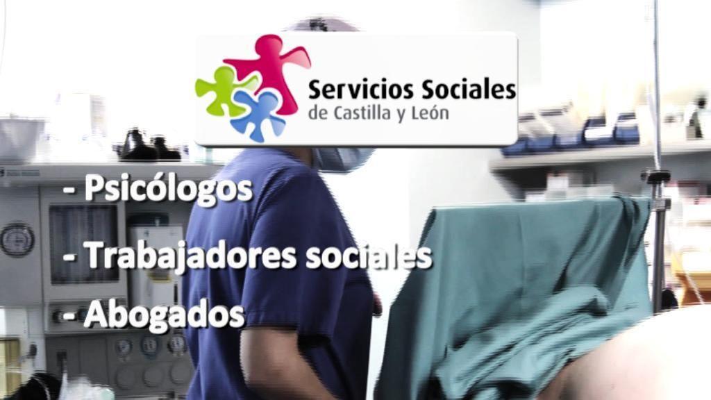 La madre a los 64 años de Burgos, en el punto de mira de los servicios sociales