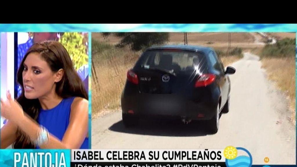 """Isabel Rábago: """"Chabelita siempre utiliza una frase: Es obvio que estoy con mi madre"""""""