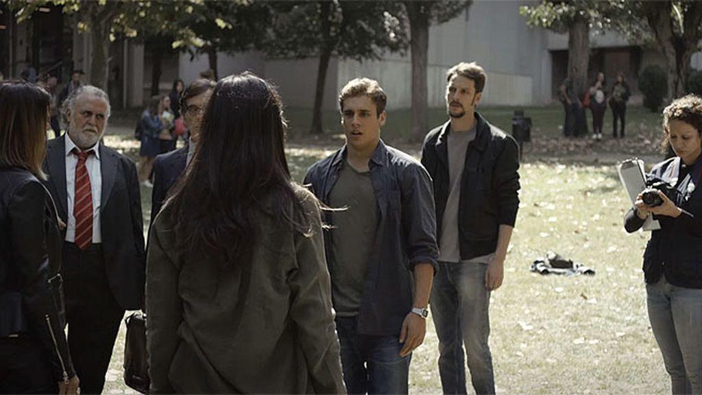 Reconstrucción de los hechos: Marc explica su último encuentro con Ana